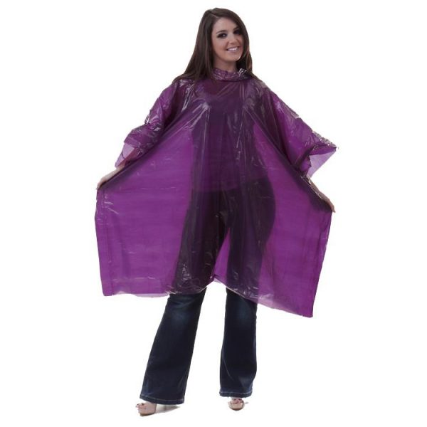 rain-poncho-pe-disposable-purple